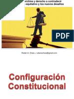 Derecho a Contradecir y Victima