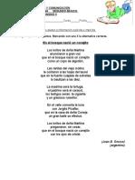 EV  2° basico SUMATIVA UNIDAD II  2014