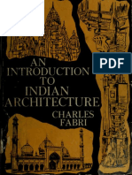 An Introduction to Indian Architecture - Charles Fabri
