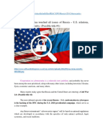 Russia-USA Cyber Cooperation