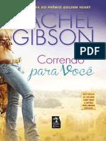 Rachel Gibson - Correndo Para Você (Oficial)
