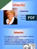Callista Roy Diapo