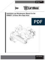 SPANCO LB WRH Instmaint Manual 103 0042