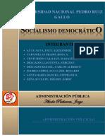 SOCIALISMO DEMOCRÁTICO-UNIDO
