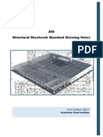 ASI Structural Steelwork Standard Drawing Notes.pdf