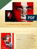 Diapo Realidad Nacional.