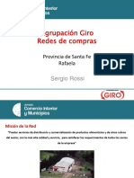 Organigram Agrupacionn Giro