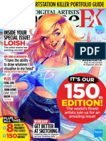 ImagineFX Issue 150 August 2017
