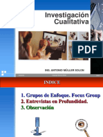MARKETING EMPRESARIAL- FOCUS GROUP