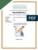 Pae de Salud Mental