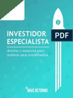 eBook - Investidor Especialista