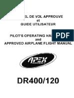 Manuel de Vol Dr400 120