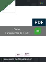 Curso ITF Fundamentos de ITIL 24 Horas