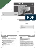 Ut243 Manual