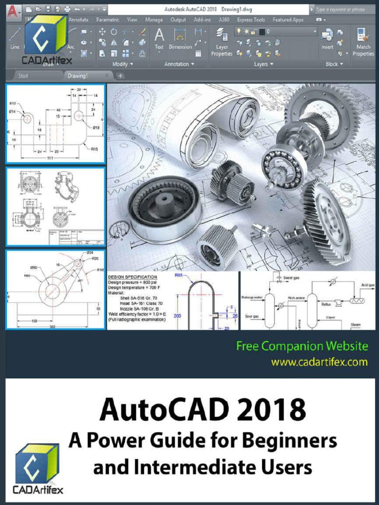 Autocad 2018 a Power Guide for Beginners | Auto Cad | Circle