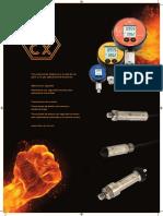 Sensores, Transductores y Transmisores de Presio 769 n