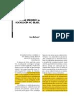 5 - BARBOSA, Ivan. Tobias Barreto e a Sociologia No Brasil