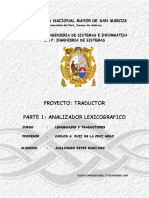 Proyecto Lengua