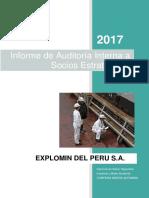 20170307 - EXPLOMIN - Informe Auditoria 2017