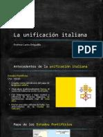 La unificación italiana.pptx