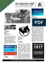 Boletim Operário 460