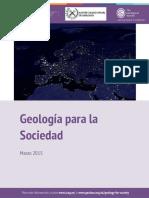 Geología para la Sociedad