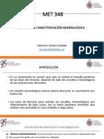 TECNICAS DE CARACTERIZACION MINERALÓGICA.pdf