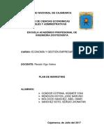 Economia y Gestion i.