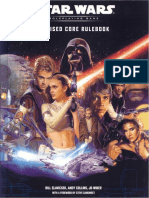 D20 Star Wars Core Rulebook (Revised)