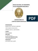 LABORATORIO FISICA 3