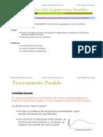 Unidad 2 Computacion Distribuida y Paralela