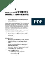 BAB II - Dampak Penggunaan Teknologi Informasi Dan Komunikasi
