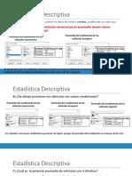 Clase 2 Distribuciones y Funciones de Probabilidad