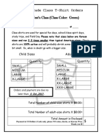 class t-shirt student order form 2017-18  5