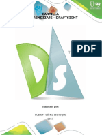 Cartilla de Aprendizaje DraftSight 2017