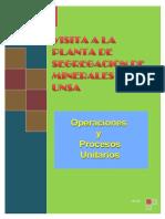 Informe de Operaciones y Procesos Unitarios