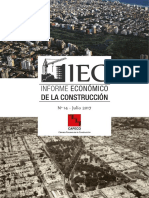 Informe Económico de La Construcción (Julio 2017)