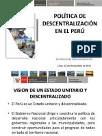 1.LaPoliticaDescentralizacion-Peru-PCM.ppt