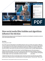 How Social Media Filter Bubbles and Algorithms Influence the Election _ Technology _ the Guardian