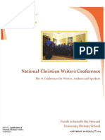 National Christian Writers Program & Author Tips