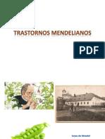 TRASTORNOS MENDELIANOS