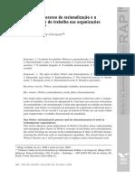 Weber Racionalização Desencantamento Trabalho.pdf