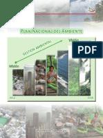 Plan Ambiental Nacional del Ambiente (Venezuela, 2011)