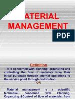MATERIALS MANAGEMENT PPT.ppt
