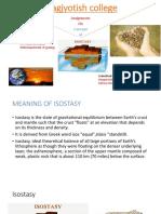 Presentation (4)Isostasy