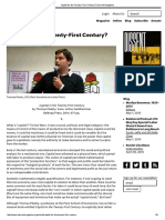 Galbraith, [2014] Kapital for the Twenty-First Century [Piketty's Review]