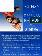 5.- Sistema de Defensa Nacional