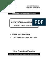Mecatronica Automotriz 2012