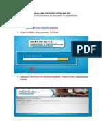 Manual Para Generar El Certificado Del