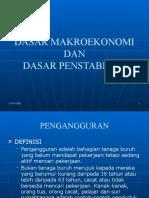 Dasar Makroekonomi & Dasar Penstabilan